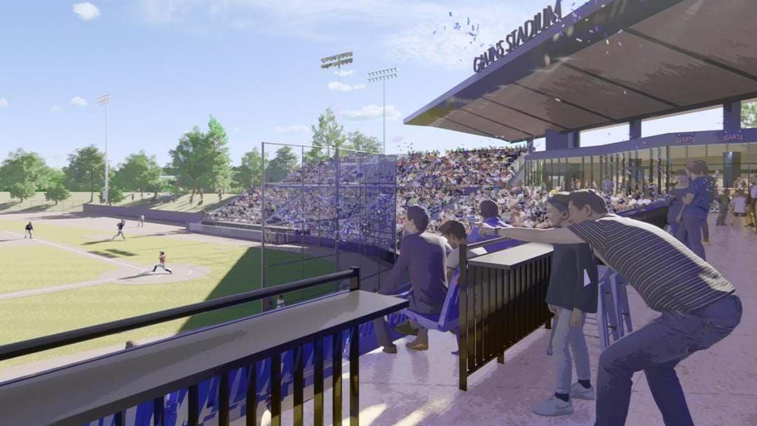 Article heading image for Plans To Establish Multi-Million Dollar Baseball Complex For Adelaide Giants