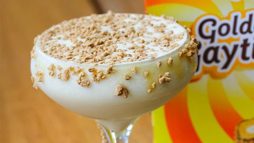 Article heading image for Golden Gaytime Frozen Martinis Exist In Adelaide!