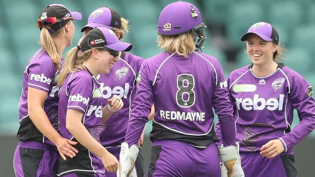 Article heading image for More WBBL In Tasmania As Season Opener Looms