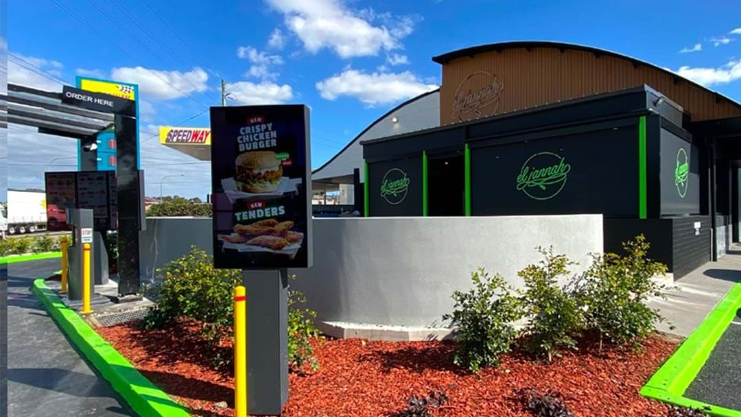 Article heading image for PSA: El Jannah Is Opening Its First Drive Thru Restaurant Tomorrow!