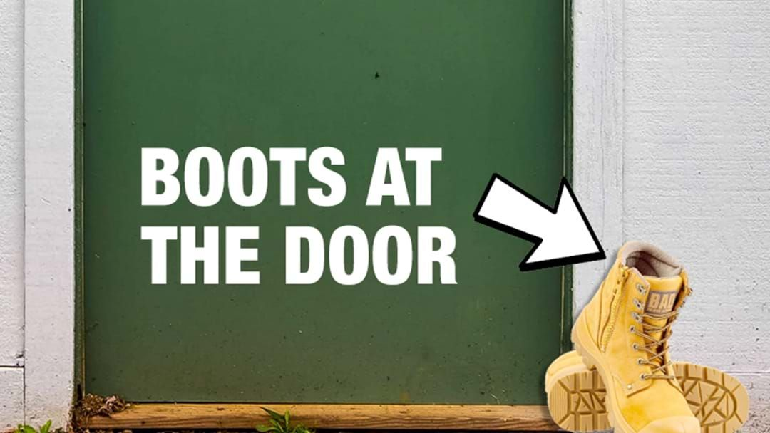 Article heading image for Boots At The Door: Secret Shenanigans From The Mine Site