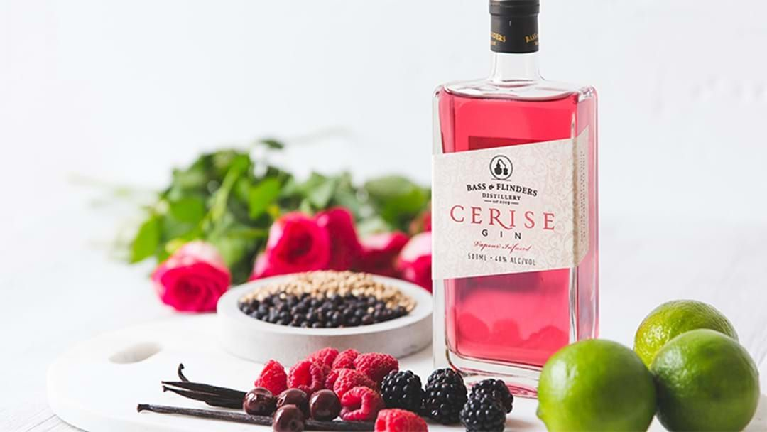 Article heading image for This Local Distillery Is Making Lush Pink Gin For Spring