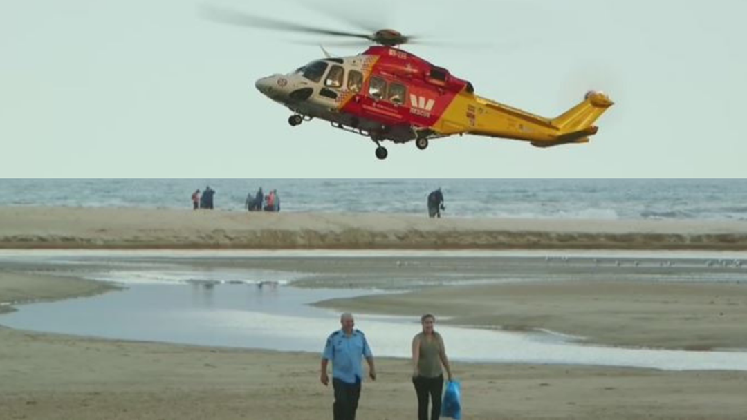 Article heading image for DROWNING: Search Suspended for Missing Man