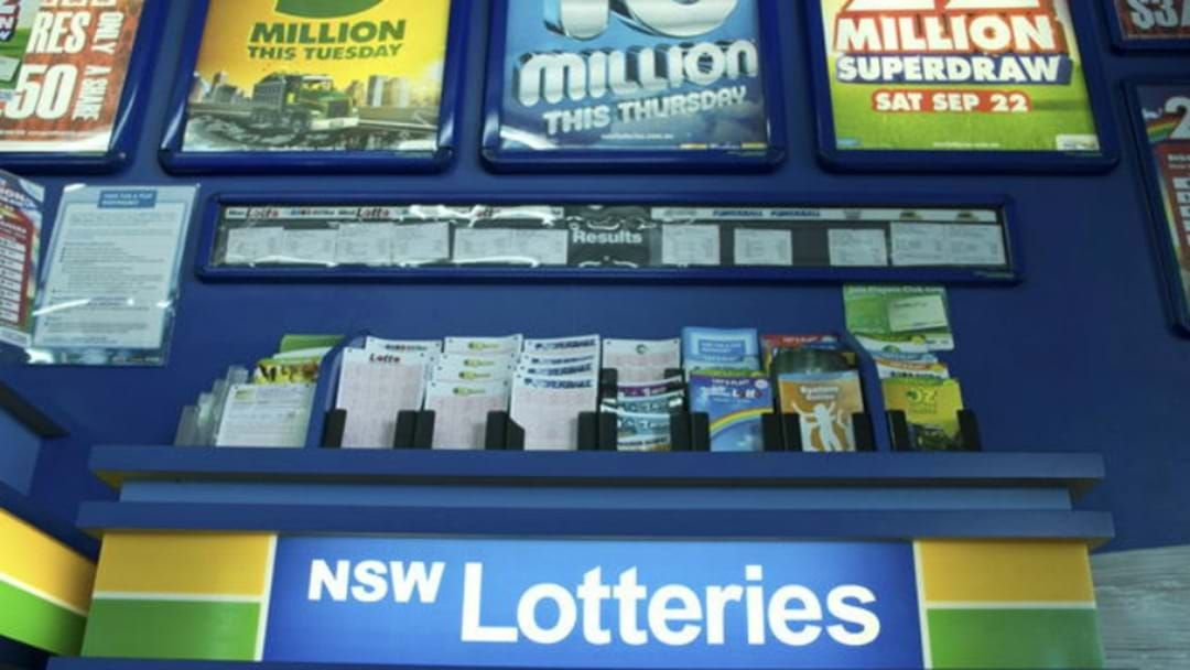 Article heading image for Someone In Newcastle Has Just Won $10 Million