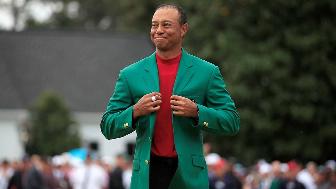 Article heading image for Tiger Woods Won The 2019 Masters Overnight