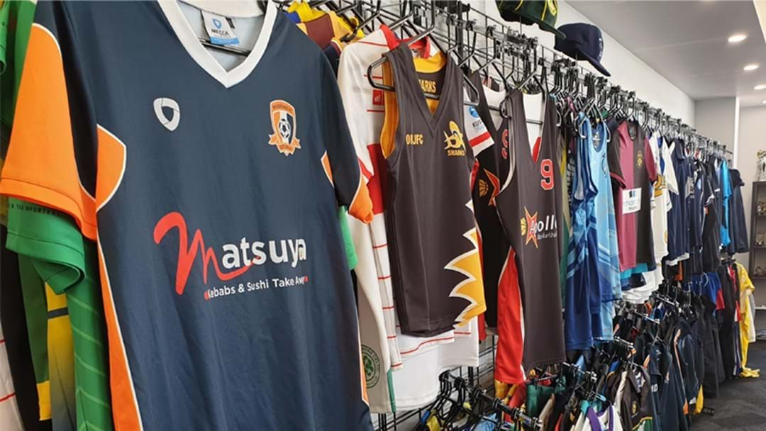 Article heading image for WA Sports Uniforms Now Being Made From Recycled Plastic Bottles