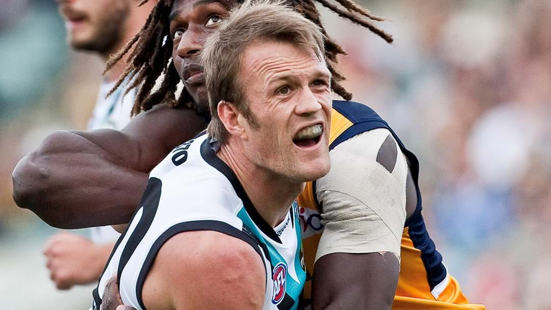 Article heading image for LISTEN | Dean Brogan Names The Best Port Adelaide Player We've Seen In The AFL