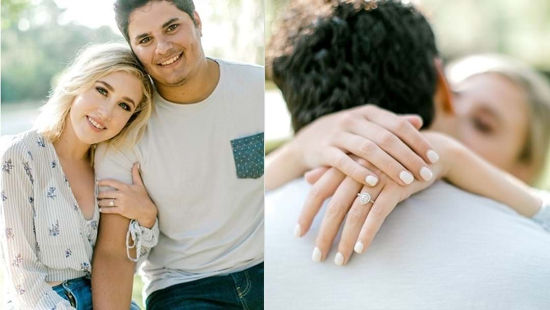 Article heading image for Maddie Marlow of Maddie & Tae is Engaged!