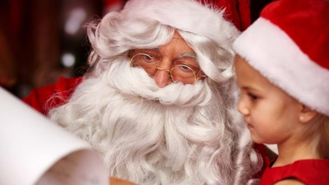 Article heading image for There's Going To Be An Outdoor Pop-Up Christmas Movie In Coomera This Tuesday Night!