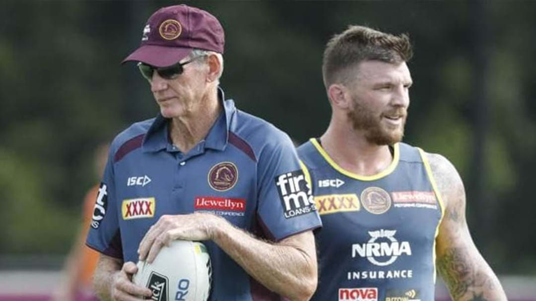 Article heading image for Wayne Bennett Has Been Sacked By The Broncos
