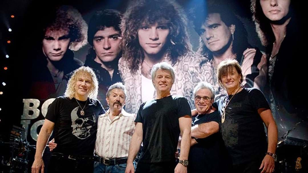Article heading image for Bon Jovi Founding Member, David Bryan Tests Positive For COVID-19