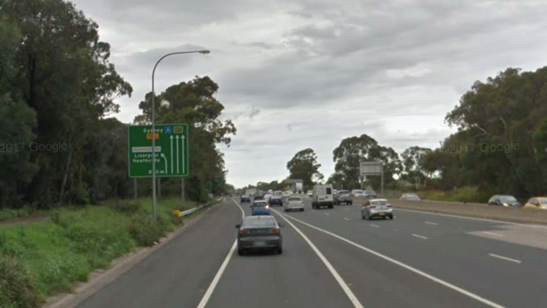 Article heading image for The M5 Has Been Named As The Worst Road For Congestion In NSW