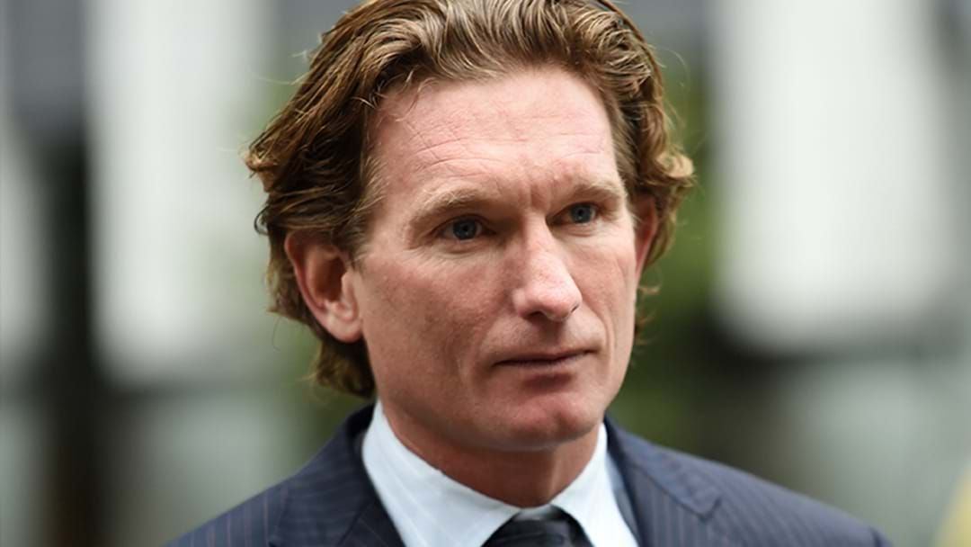 Article heading image for James Hird Hospitalised After Being Hit By Car In Richmond