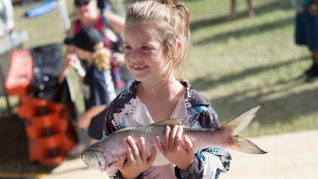 Article heading image for All The Details For This HUGE Family Friendly Fishing Comp Headed To CQ In May