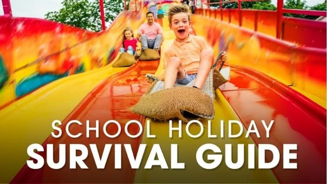 Article heading image for Easter School Holiday Guide
