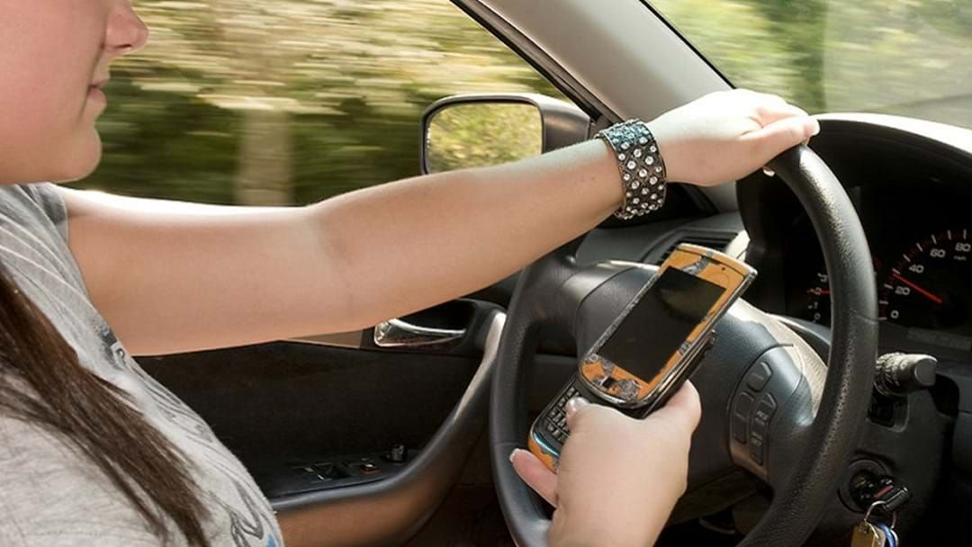 Article heading image for QLD Drivers Set To Be Fined $1000 If Caught Using Phones