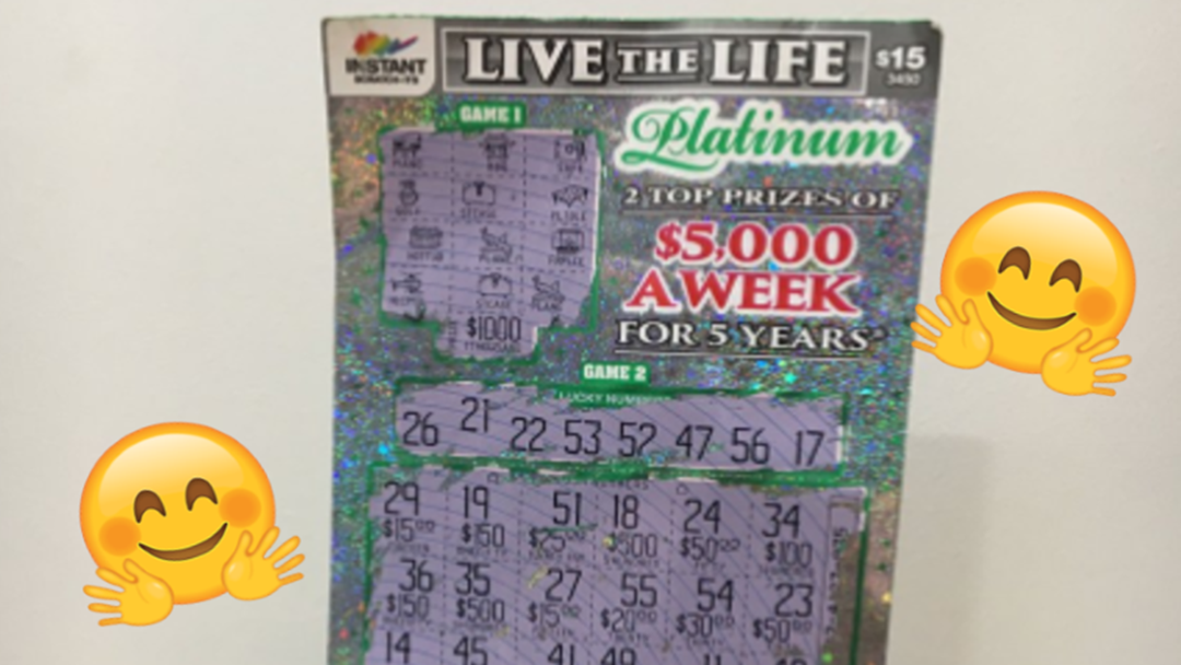 Article heading image for How A Townsville Man Became A Millionaire Thanks To A Scratchie