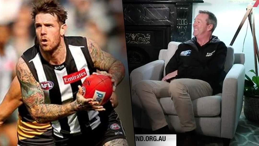 Article heading image for Neale Daniher Nominates Dane Swan And Lauren Jackson To Go Down The Slide On Queens Birthday