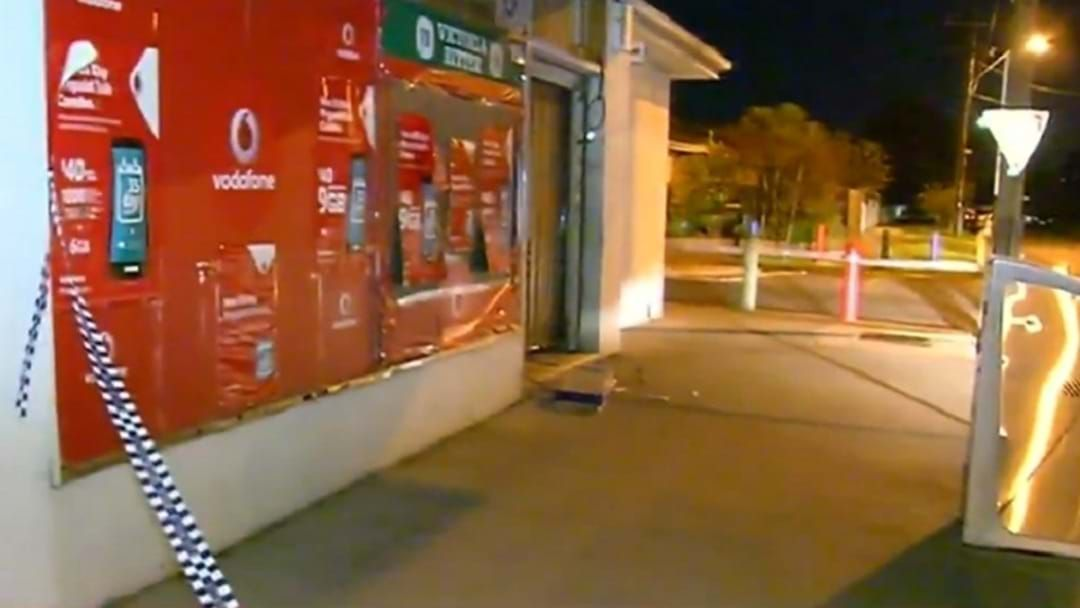 Article heading image for  Three Men Arrested In Newport Ram Raid