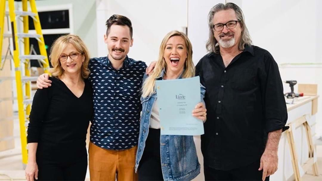 Article heading image for Apparently They've Stopped Filming The Lizzie McGuire Reboot After Just Two Eps