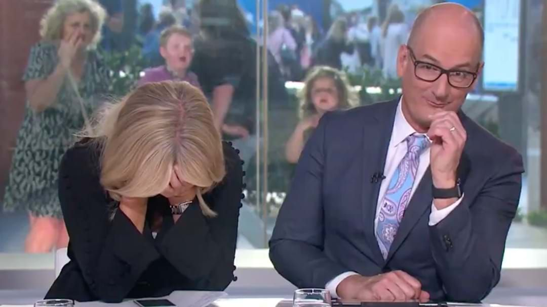 "Article heading image for Samantha Armytage Accidentally Called The Cook Islands ""The C*ck Islands"" On Live TV"