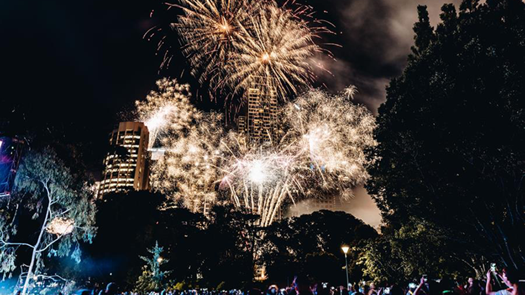 Article heading image for Melbourne's Midnight Fireworks Have Been Announced & It's Going To Be Lit