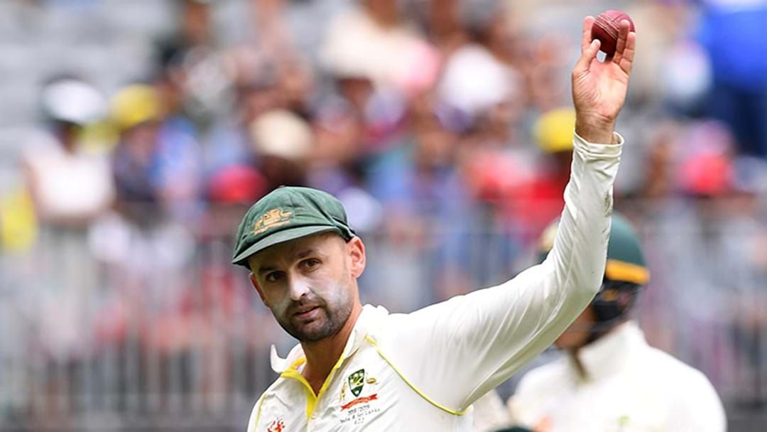 "Article heading image for People Are Planning To Yell ""Nice Garry"" During Nathan Lyon's Spell On Boxing Day Again"