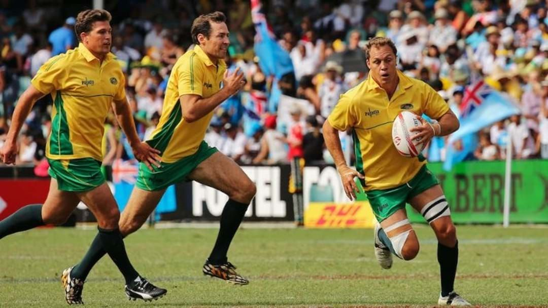 Article heading image for The Classic Wallabies Are Touring Central Queensland!