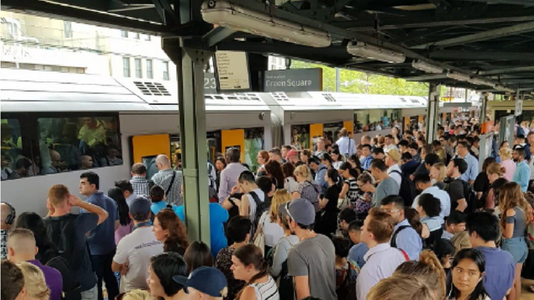 Article heading image for Sydney Workers Urged To Stay At Home During Train Strike