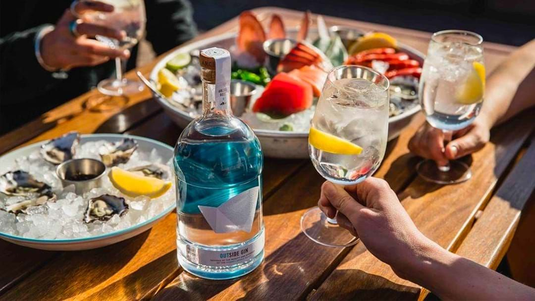 Article heading image for Sydneysides Can Feel Fabulous Sipping On 'Opera House' Gin This Summer