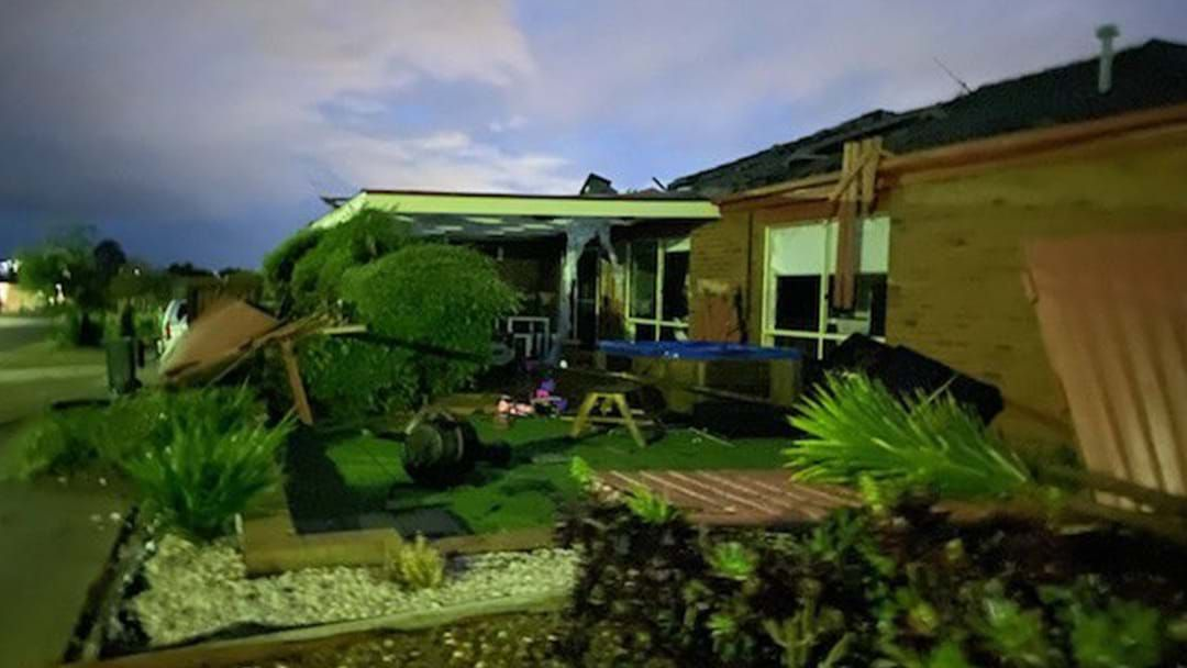 Article heading image for Details Of The Frightening Storm That Destroyed A Victorian Suburb