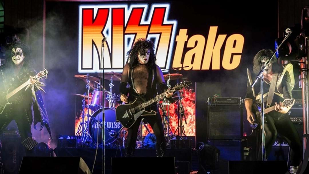 Article heading image for Turns Out Perth's KISS Tribute Band Is Stepping Up To Fill The Large, KISS Shaped Void
