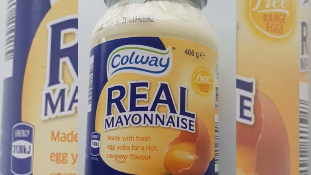 Article heading image for RECALL: Aldi Mayonnaise Hazard Due To Possible 'Glass Contamination'