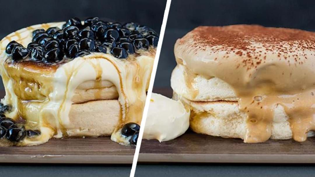 Article heading image for Stop Right Now, These Iconic Fluffy Japanese Pancakes Are Finally Coming To Perth!