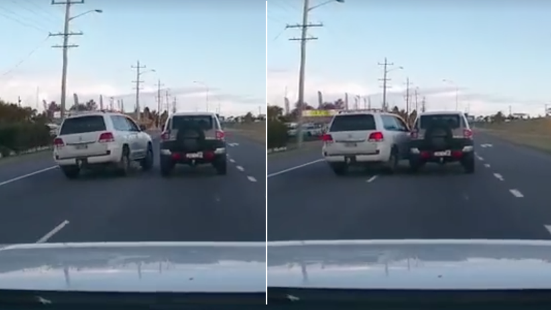 Article heading image for WATCH: Driver Rams P-Plater In Another Shocking Road Rage Incident