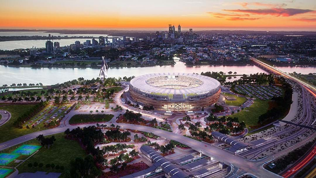 Article heading image for Perth Stadium Has A New Name
