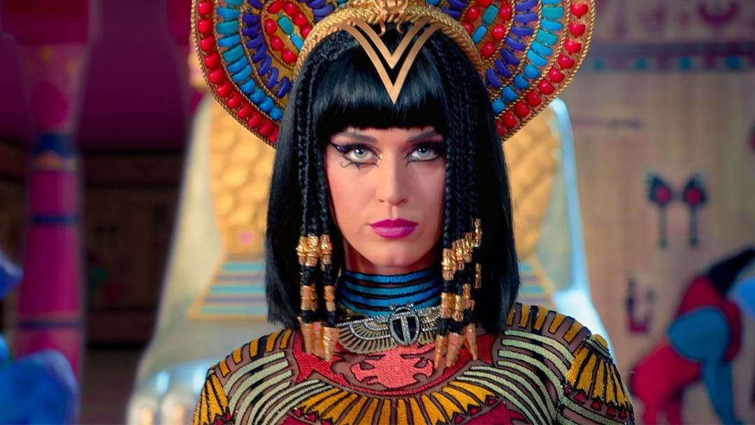 Article heading image for Jury Rules That Katy Perry's 'Dark Horse' Copied Christian Rap Song