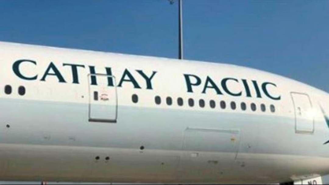 Article heading image for After 26 years it's all over- Cathay Pacific talks have stalled.