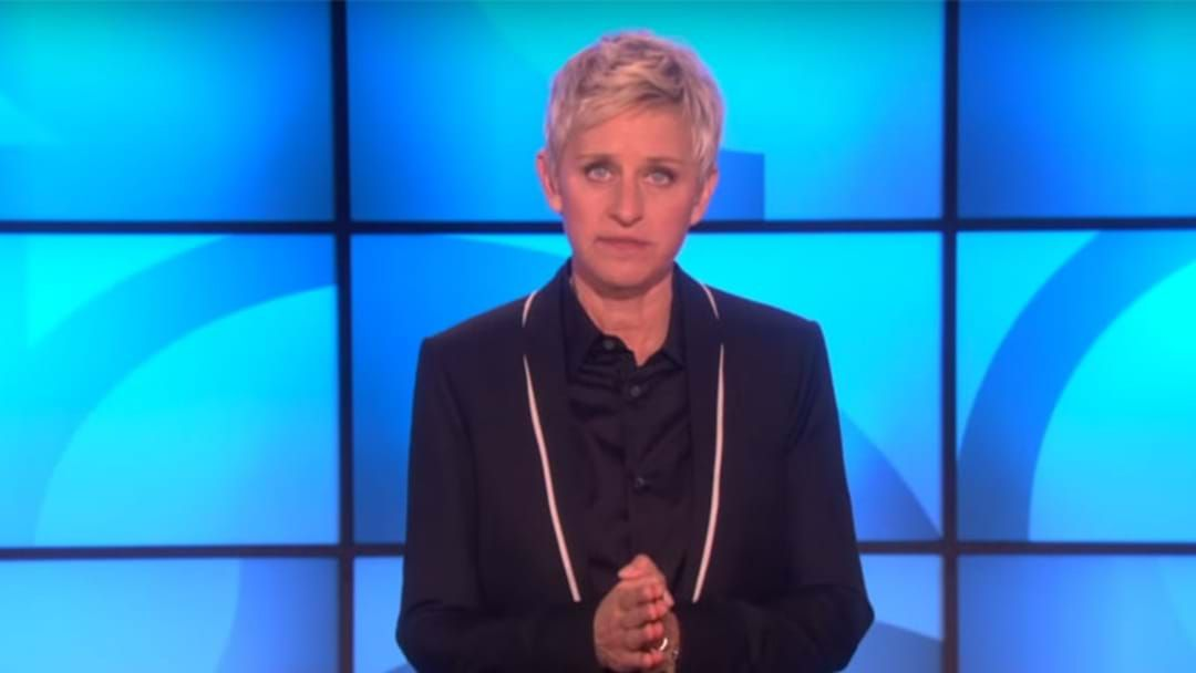 Article heading image for The Most EPIC Entrance To The Ellen Show Just Happened