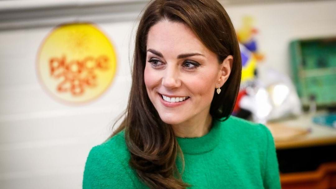 Article heading image for The Duchess of Cambridge Used Hypnotherapy Techniques To Combat Morning Sickness