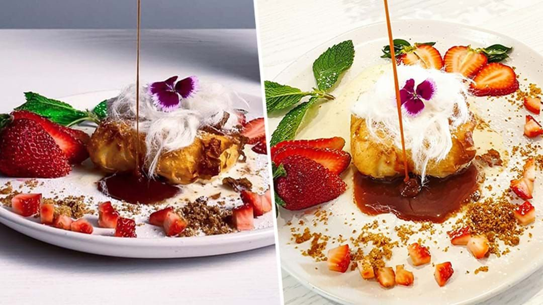 Article heading image for This Venue Is Dishing Up Mouth-Watering Fried Ice Cream & Cocktails
