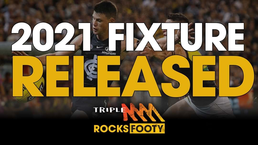 Article heading image for Full 2021 AFL Fixture
