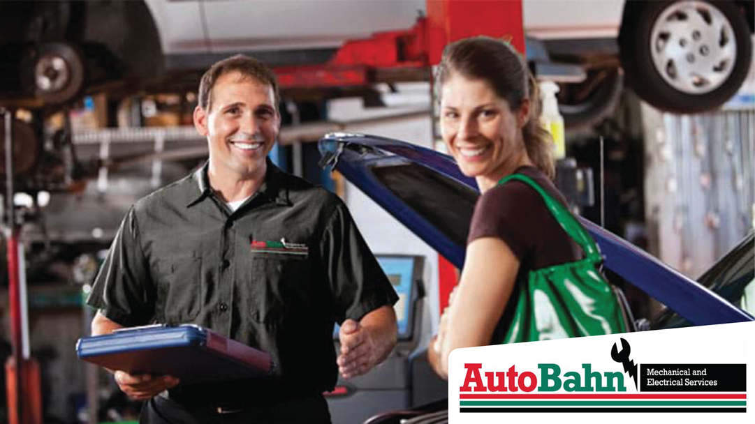 Autobahn, putting the service back into service centres!