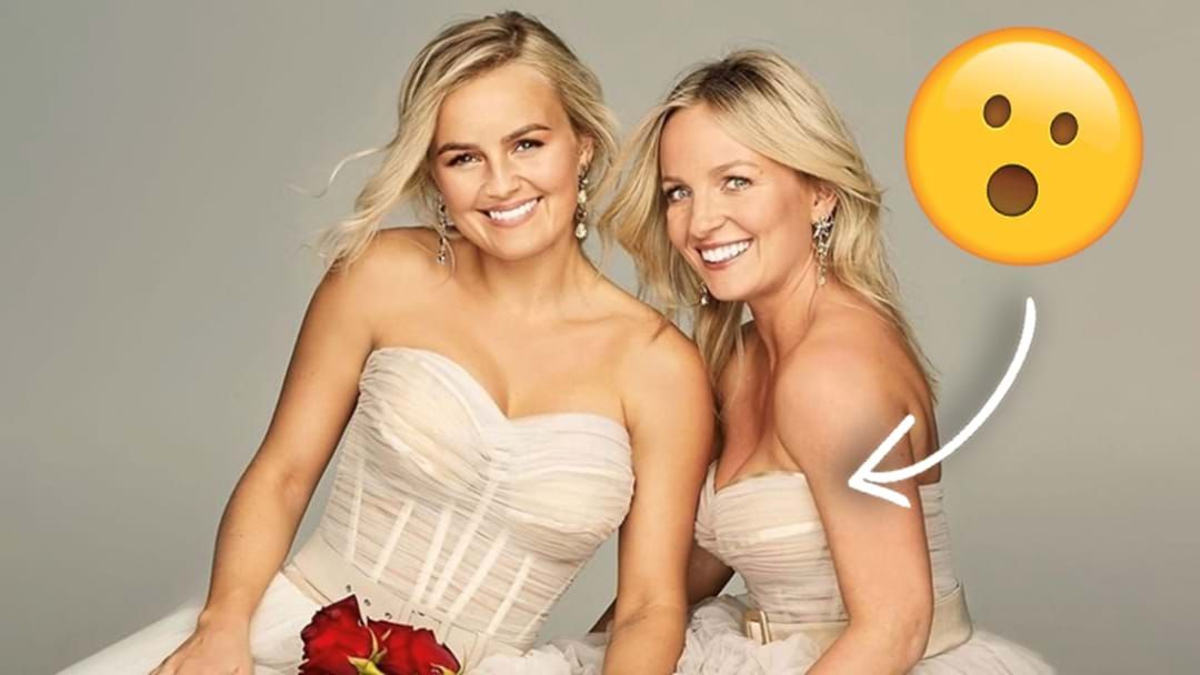 Article heading image for EXCLUSIVE - New Dual Bachelorette Becky Miles Leaves Partner To Do Show With Sister Elly!
