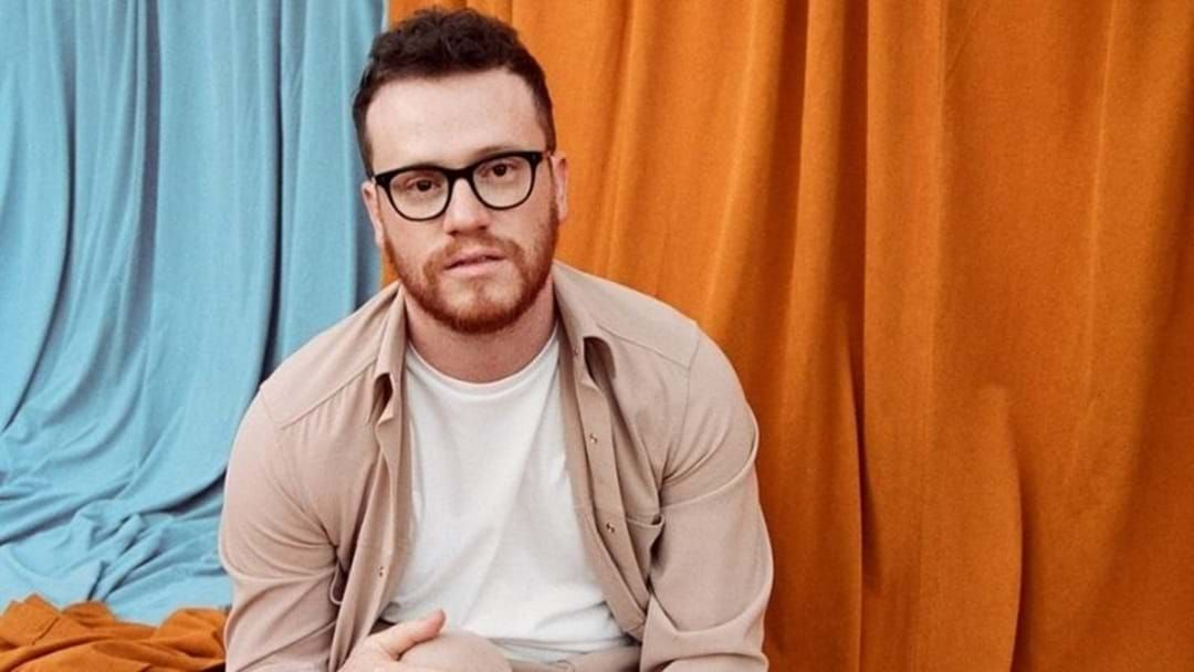 Article heading image for We Chat To Aussie Sam Fischer About His Latest Track With Demi Lovato