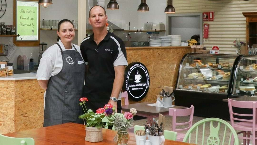 Article heading image for See Inside The Adorable Café That Has Opened Inside Billabong Garden Complex