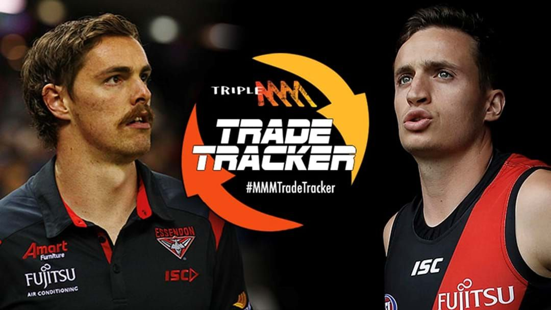 Article heading image for Tom Browne's Update On Joe Daniher And Orazio Fantasia After Essendon's Best And Fairest