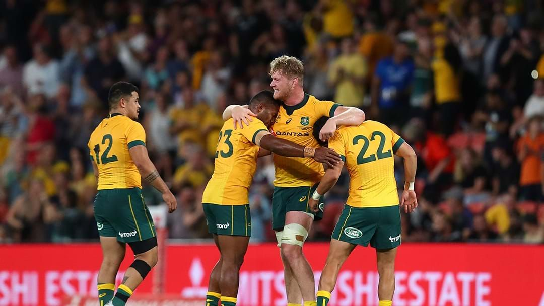 Article heading image for Gordon Bray Talks The Big Future Ahead For Australian Rugby