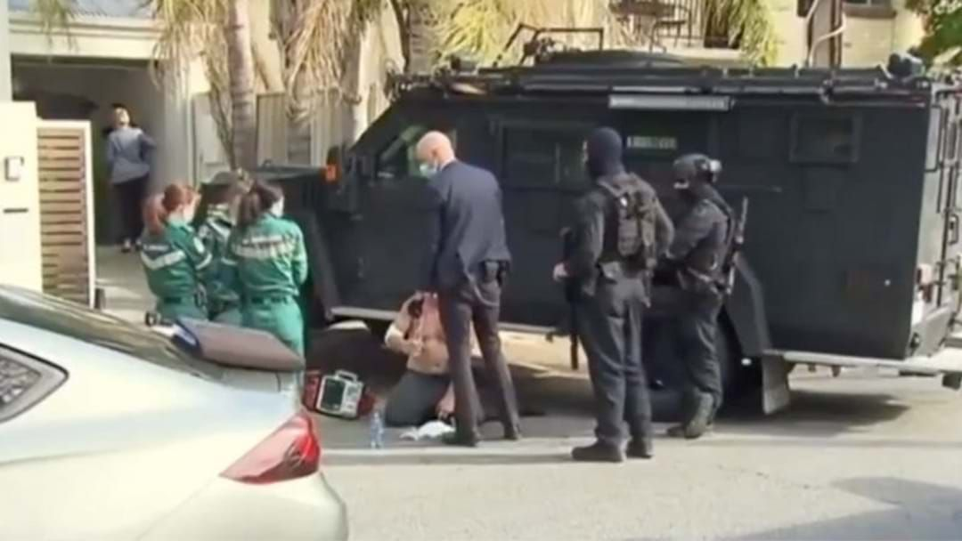Article heading image for Man To Face Court Over Lengthy Standoff With Armed Police