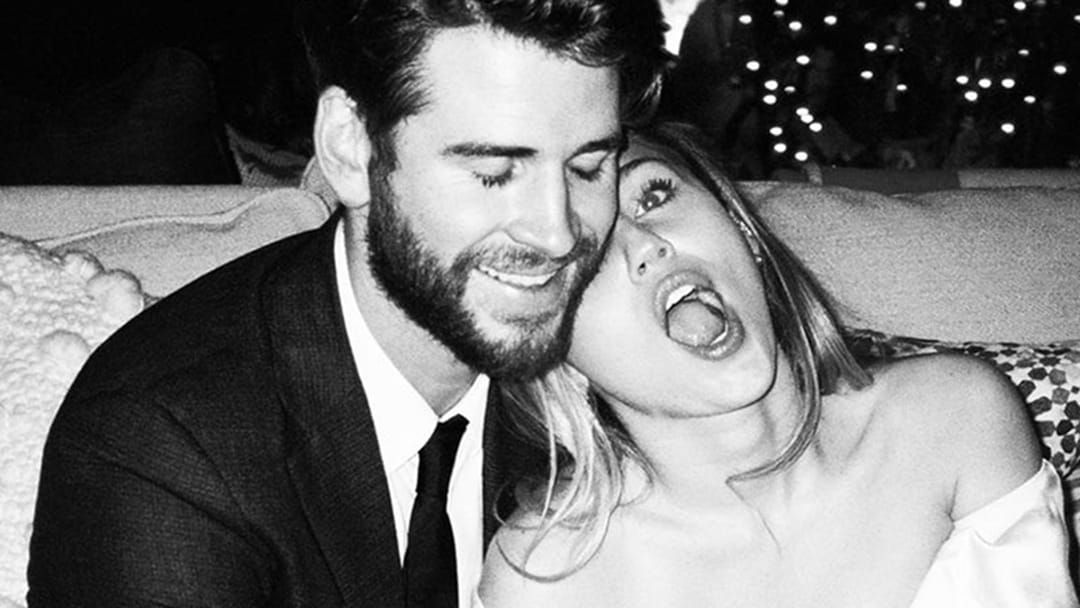 Article heading image for Miley Cyrus Has Dropped An EPIC Break Up Tune All About Liam Hemsworth